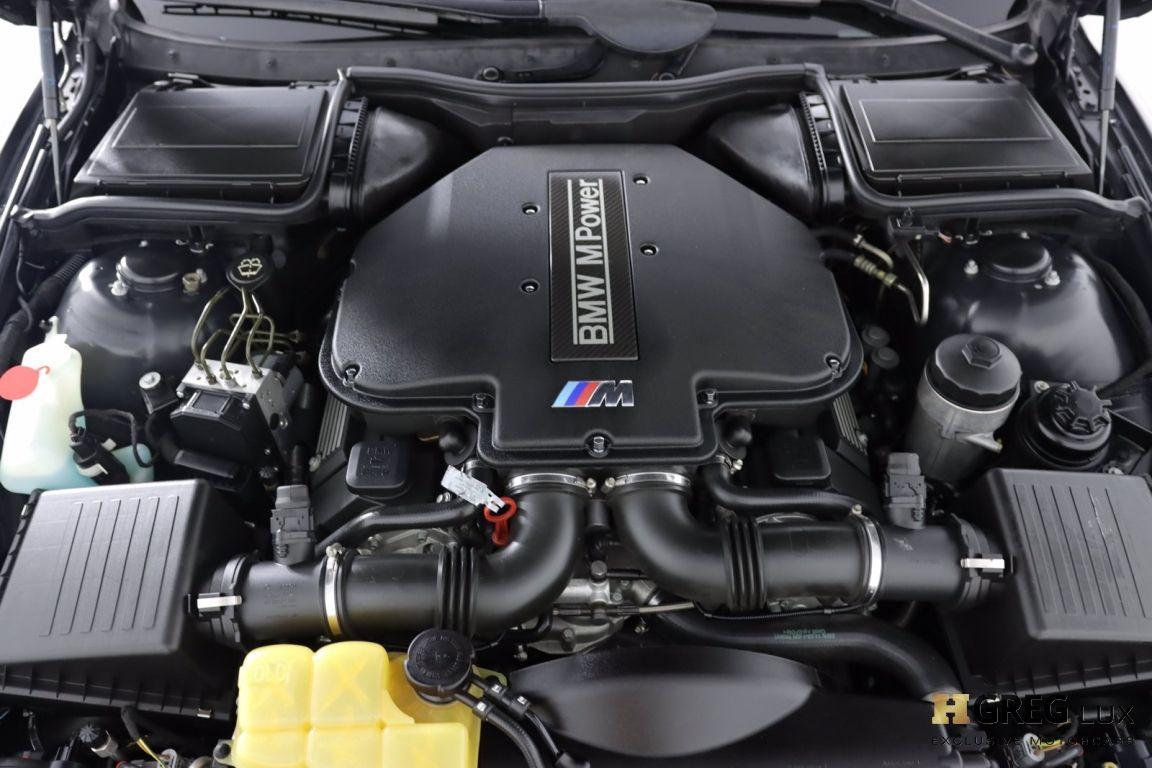 2002 BMW 5 Series M5 #47