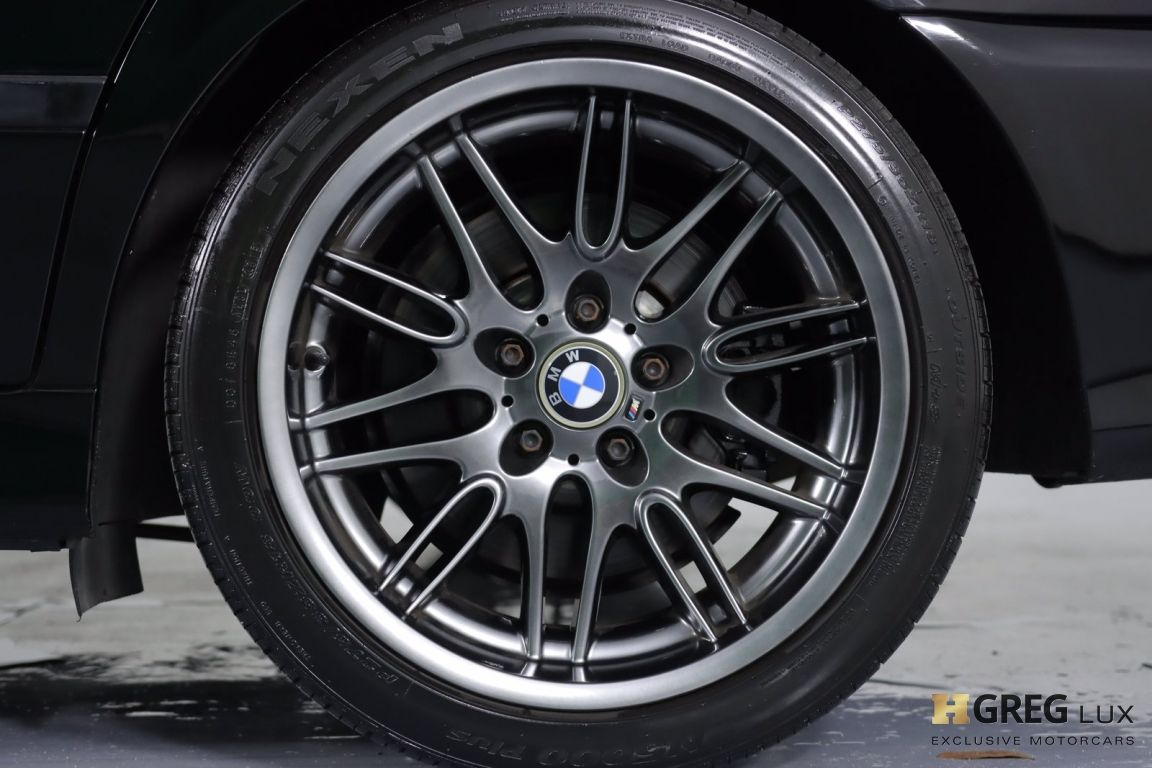 2002 BMW 5 Series M5 #25