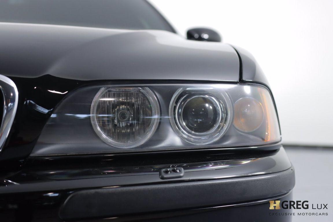 2002 BMW 5 Series M5 #5