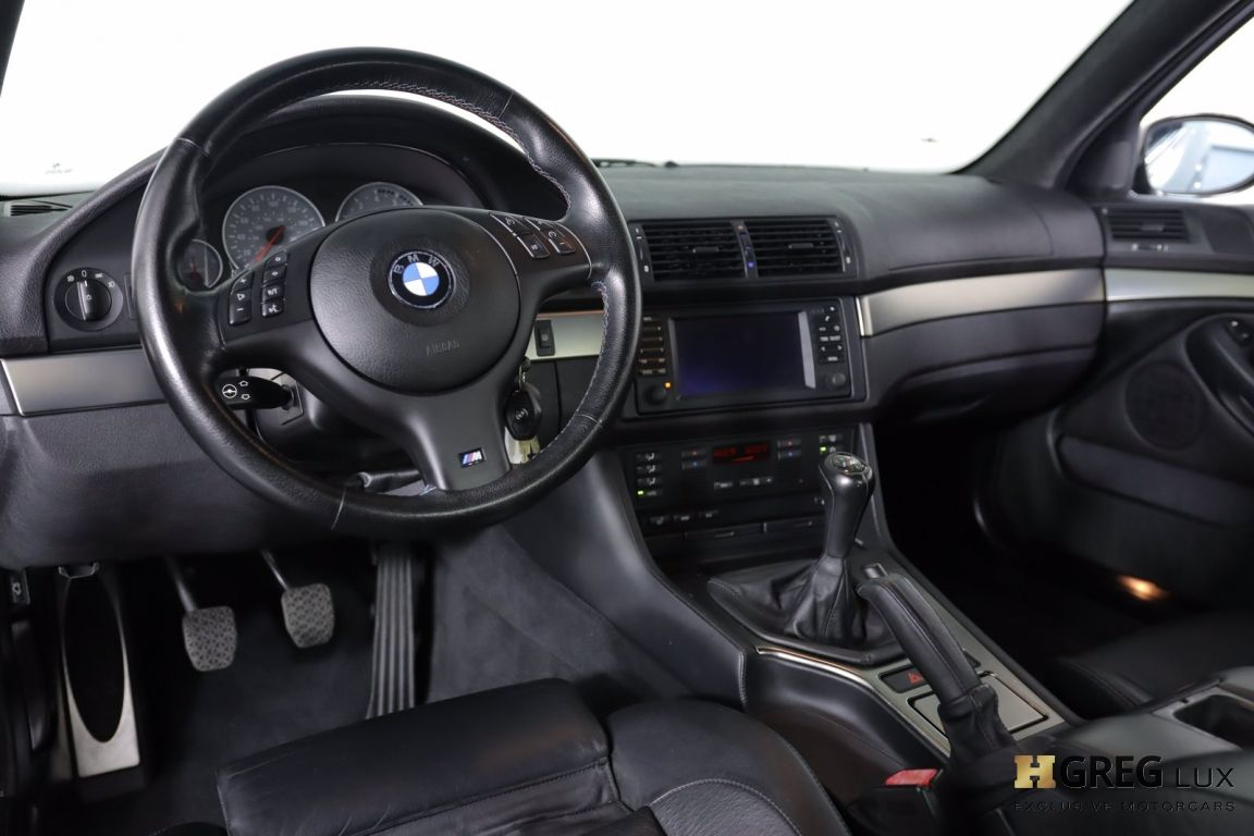 2002 BMW 5 Series M5 #1