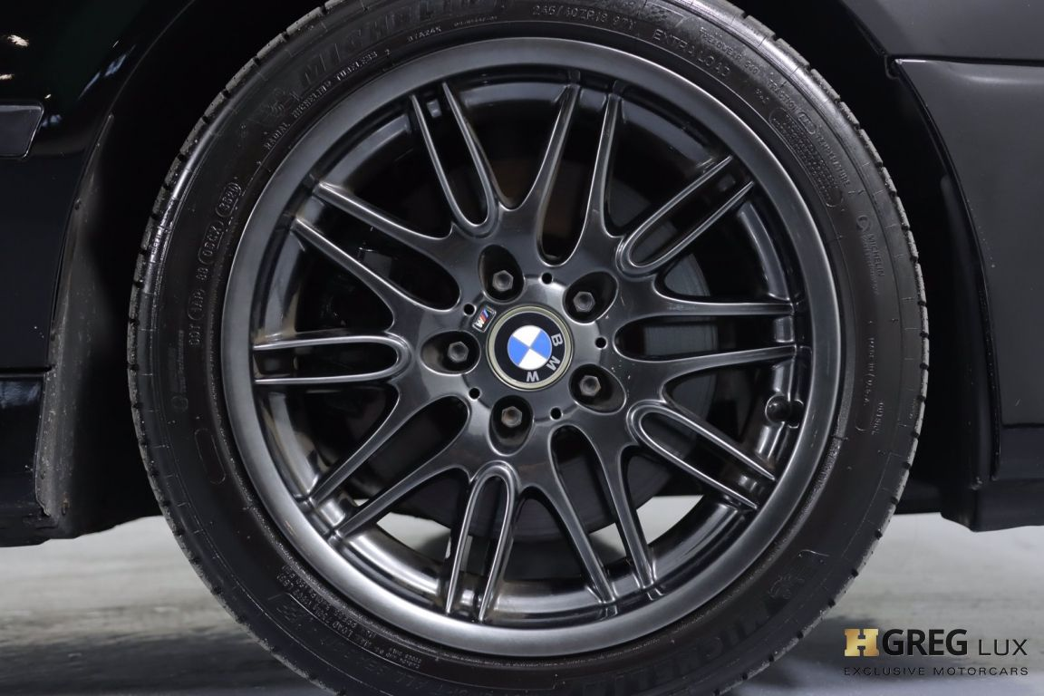 2002 BMW 5 Series M5 #12