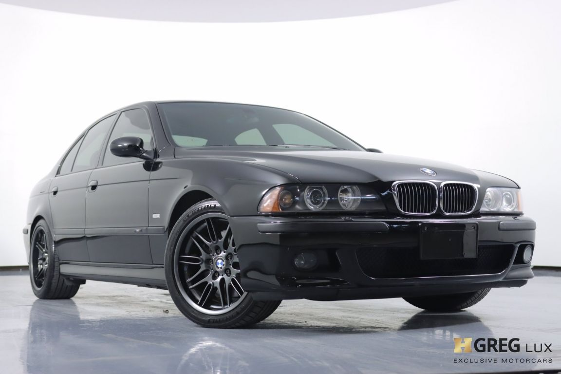 2002 BMW 5 Series M5 #27