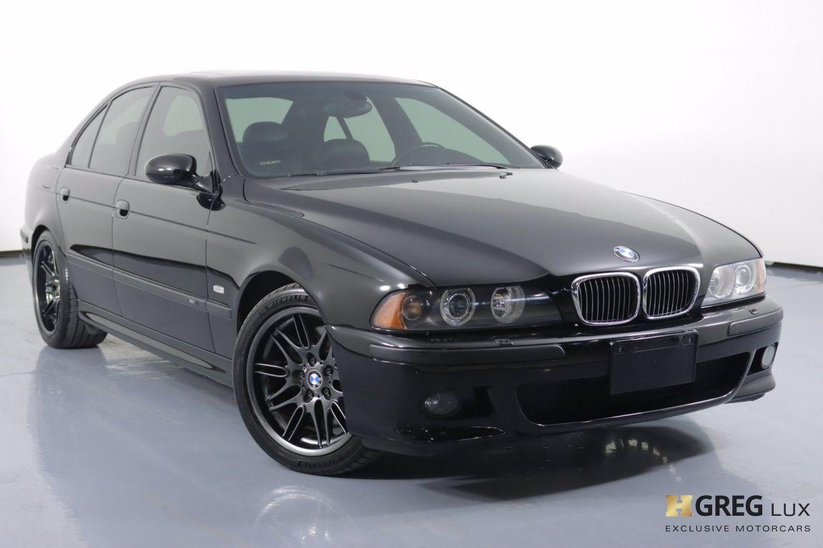 2002 BMW 5 Series M5 #0