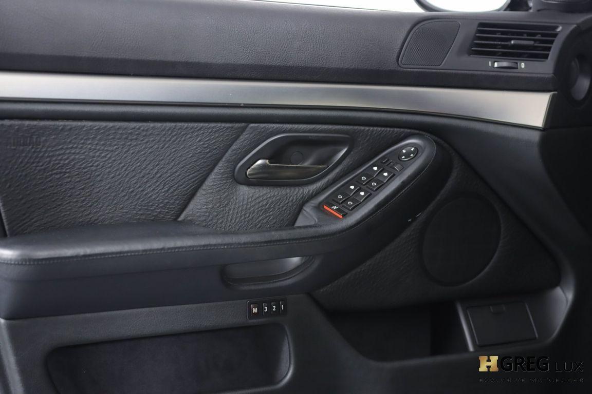 2002 BMW 5 Series M5 #35