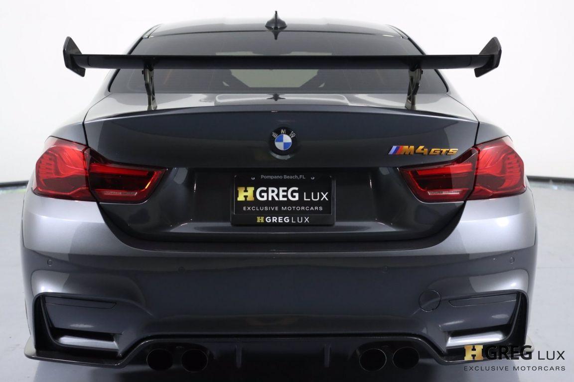 2016 BMW M4 GTS #18