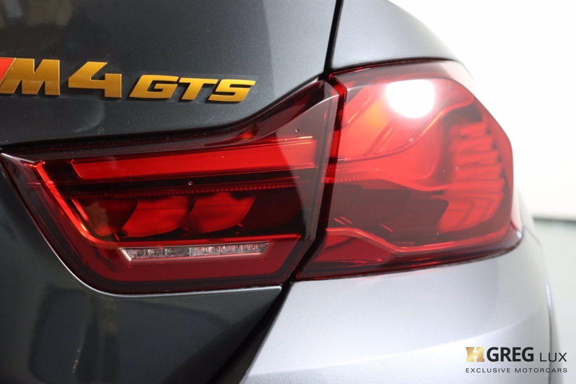 2016 BMW M4 GTS #20