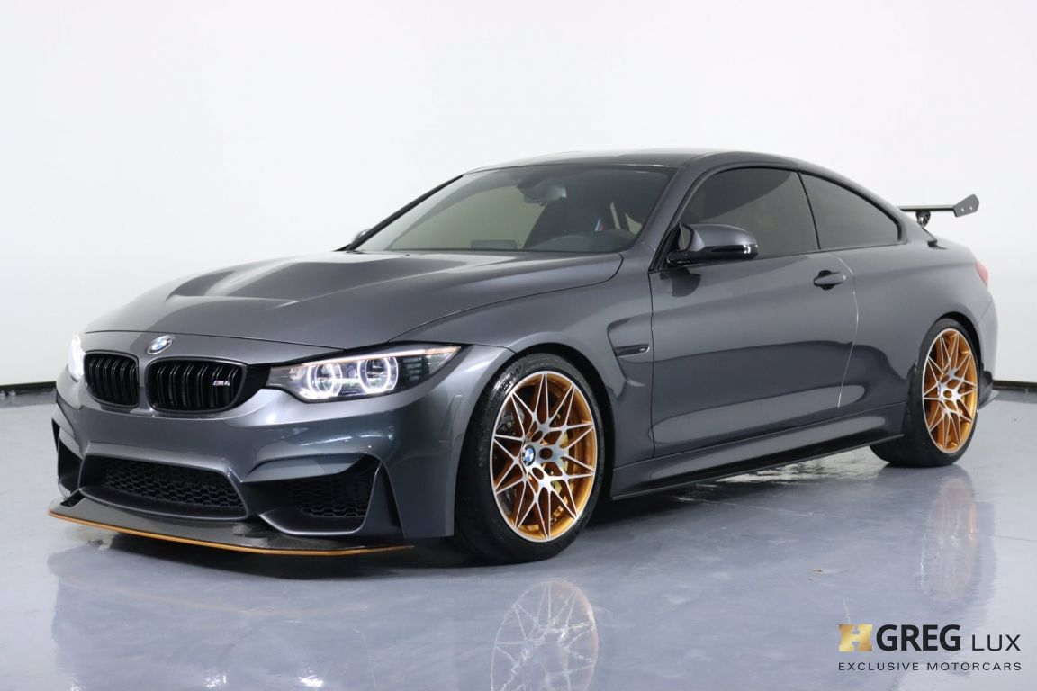 2016 BMW M4 GTS #31