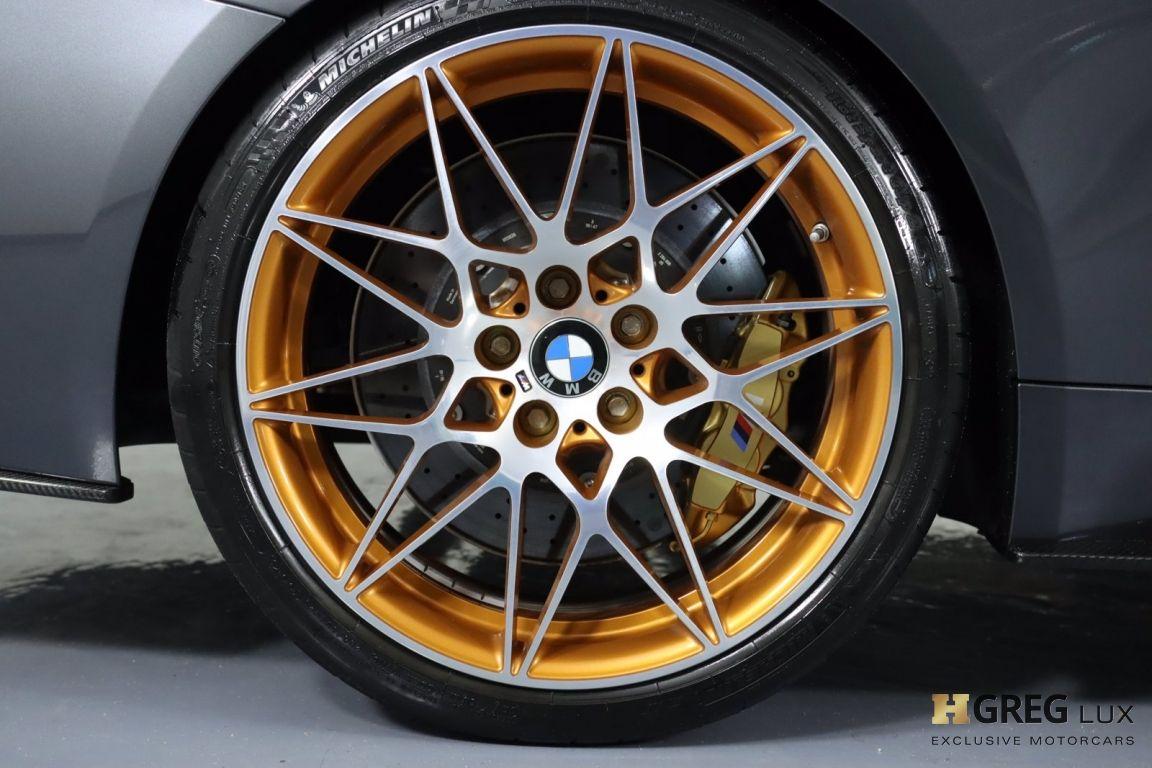 2016 BMW M4 GTS #15