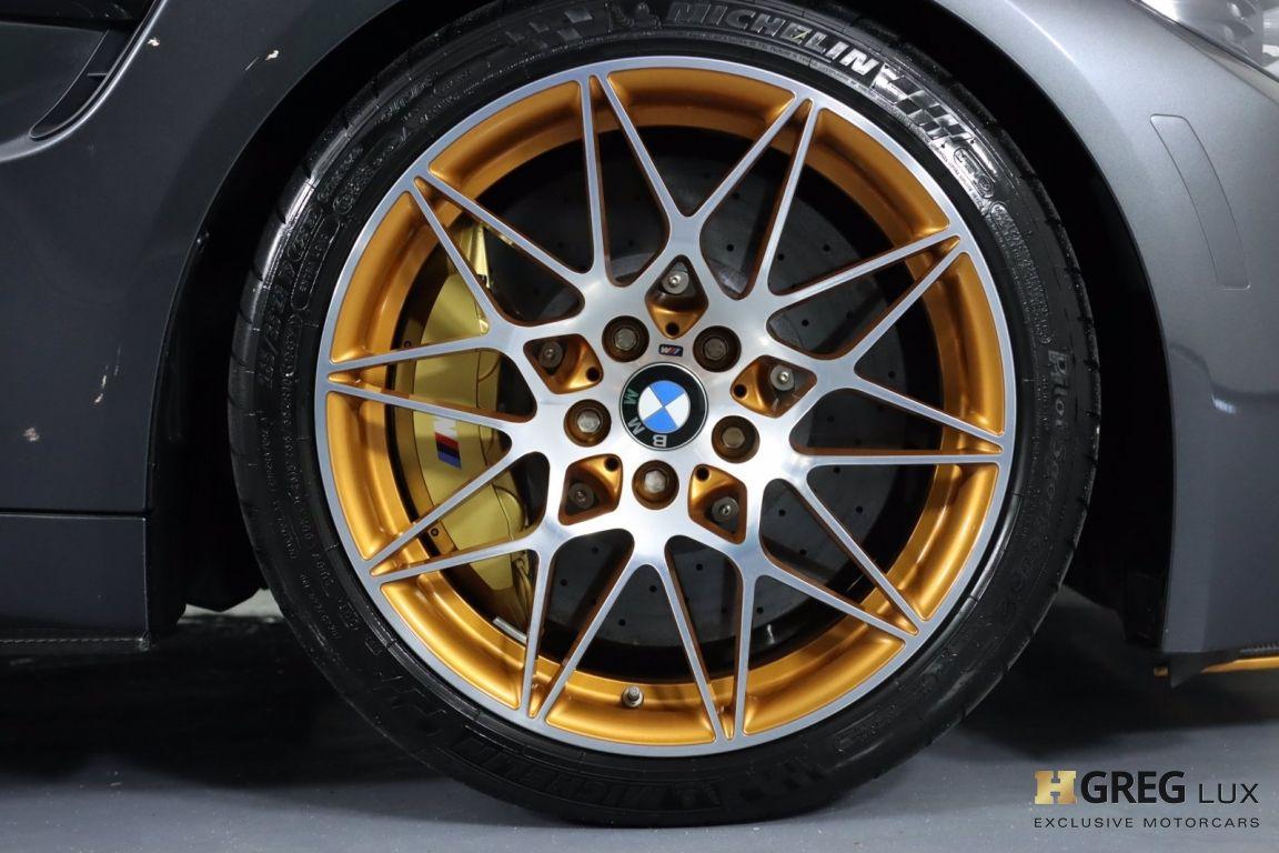 2016 BMW M4 GTS #12