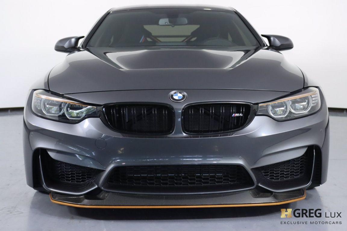 2016 BMW M4 GTS #4