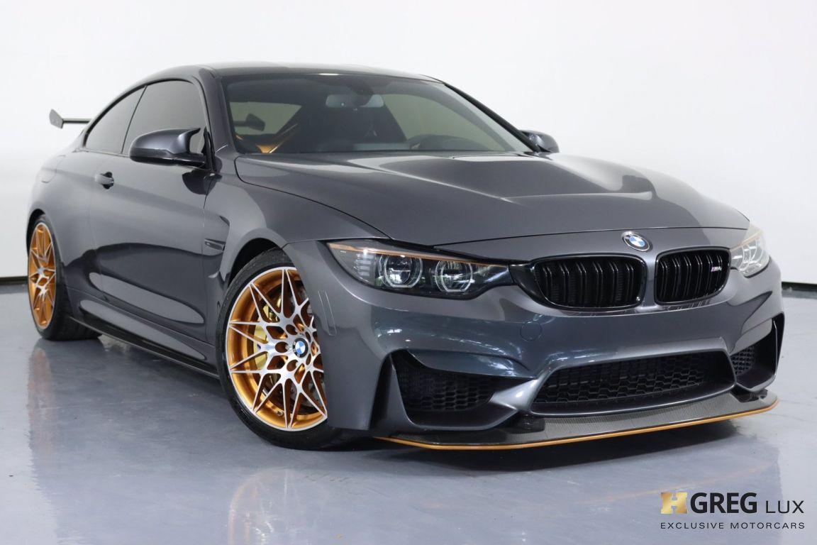 2016 BMW M4 GTS #0