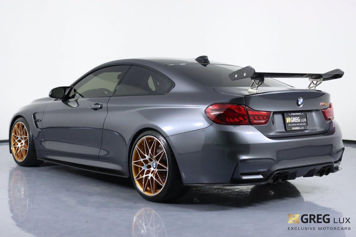 2016 BMW M4 GTS #23