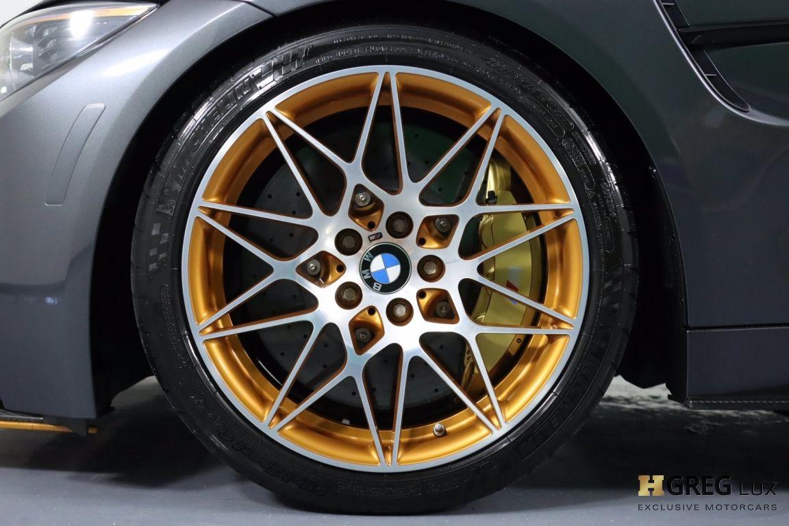 2016 BMW M4 GTS #26