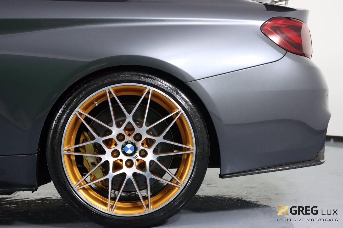 2016 BMW M4 GTS #28