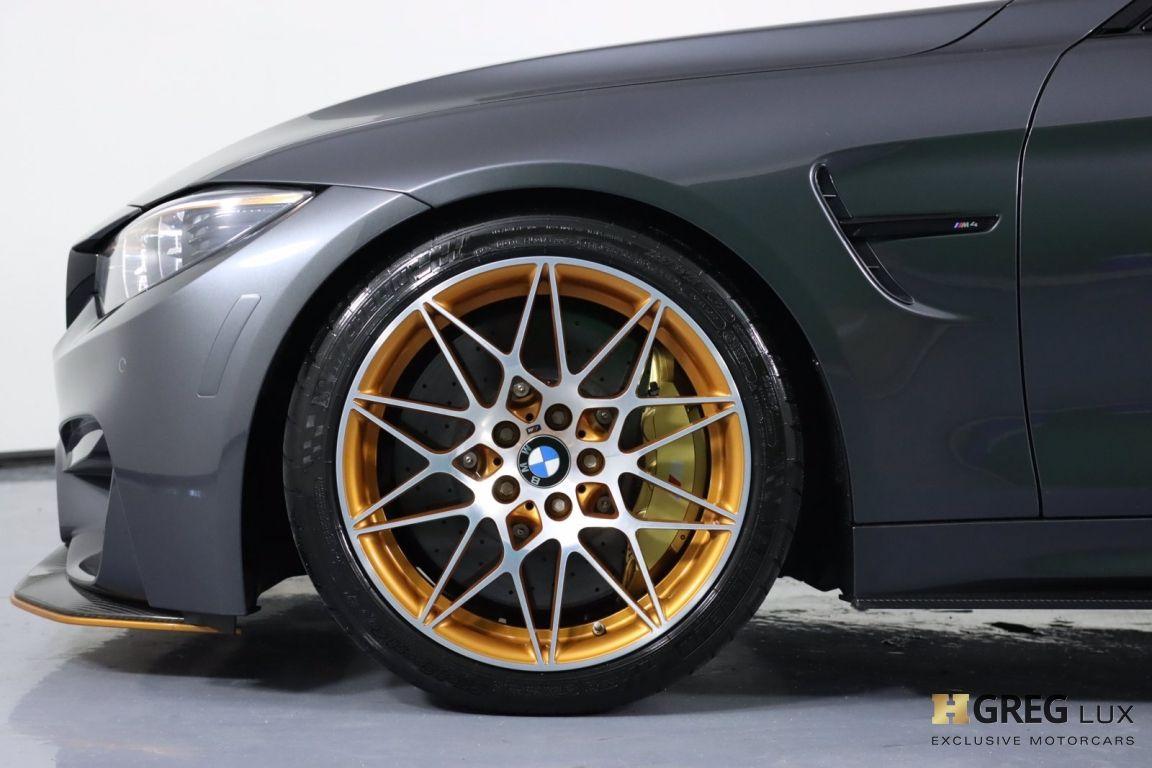 2016 BMW M4 GTS #25