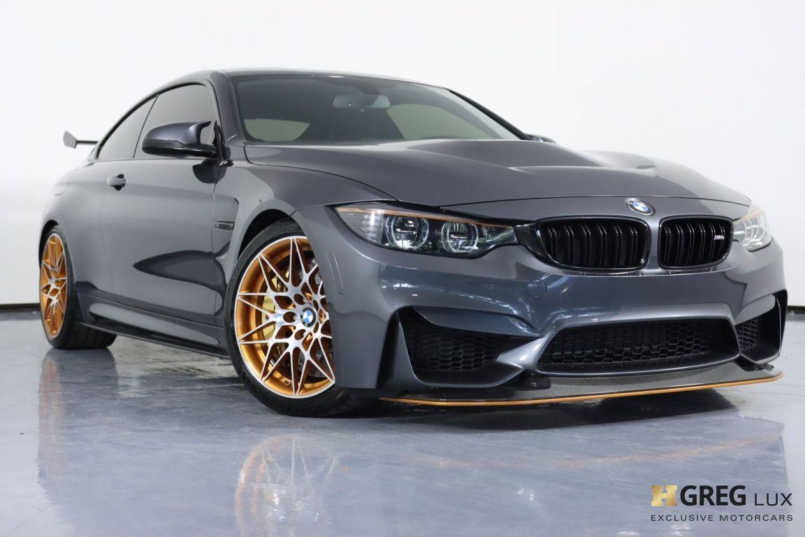 2016 BMW M4 GTS #3