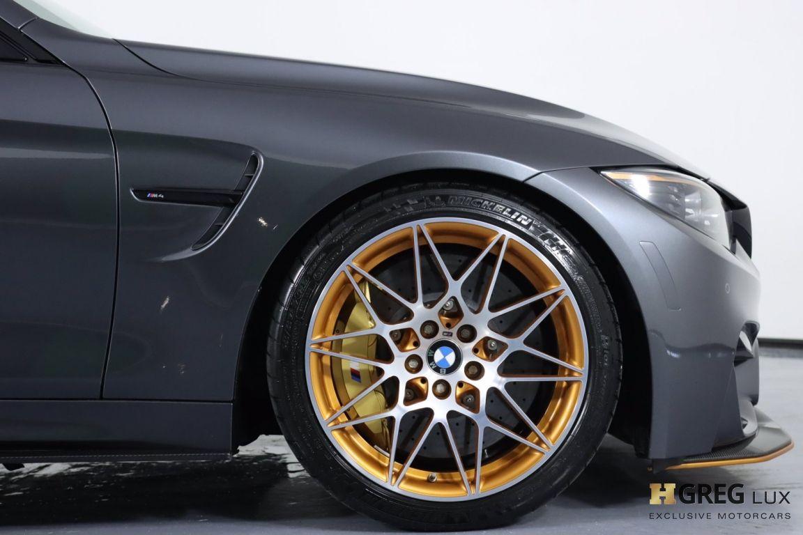 2016 BMW M4 GTS #11