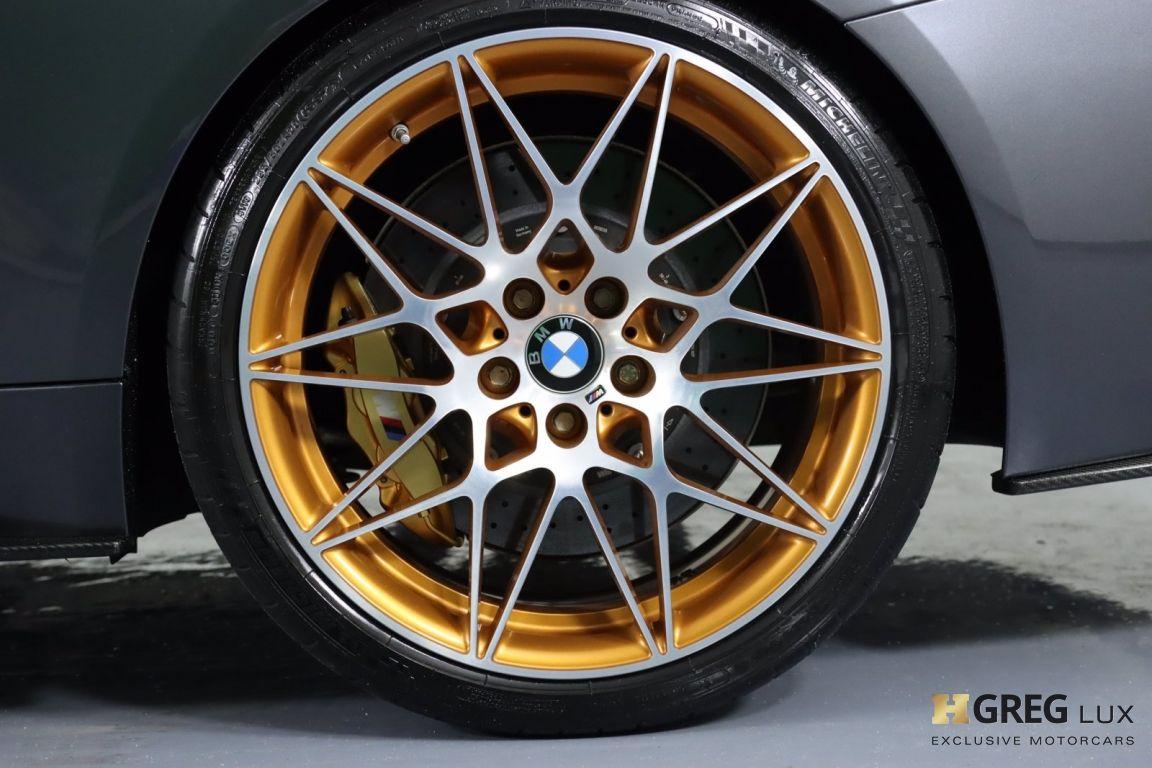 2016 BMW M4 GTS #29