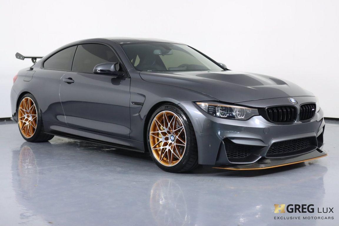 2016 BMW M4 GTS #9