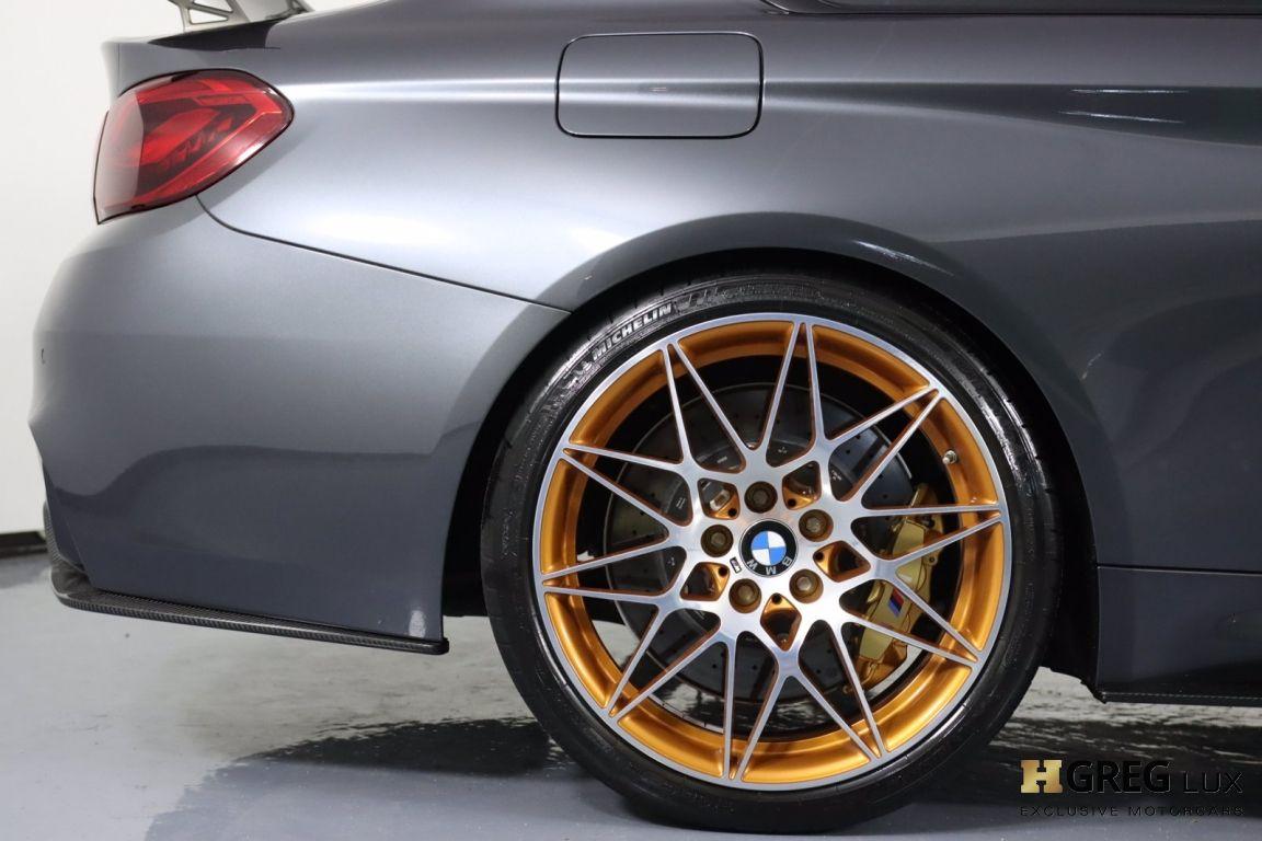 2016 BMW M4 GTS #14