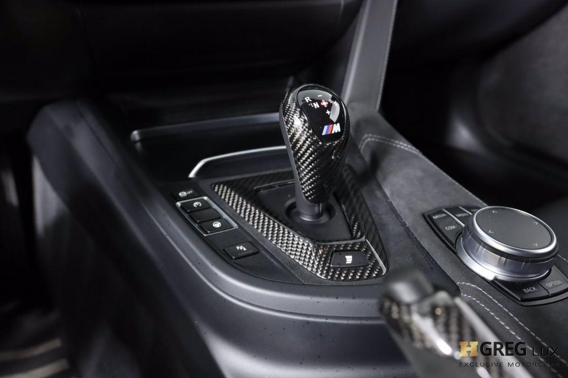 2016 BMW M4 GTS #44
