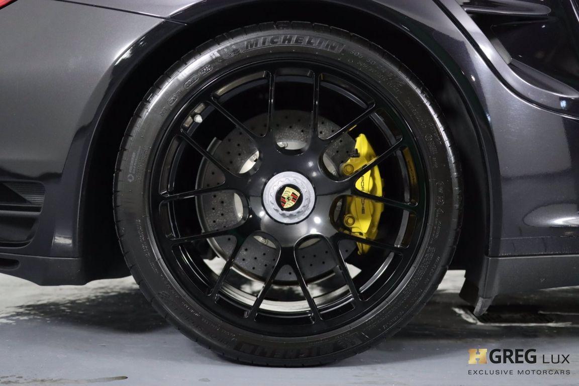 2012 Porsche 911 Turbo #17