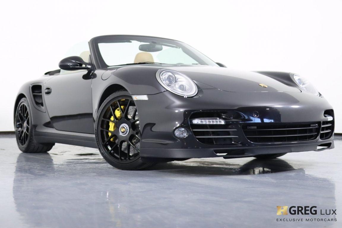 2012 Porsche 911 Turbo #4