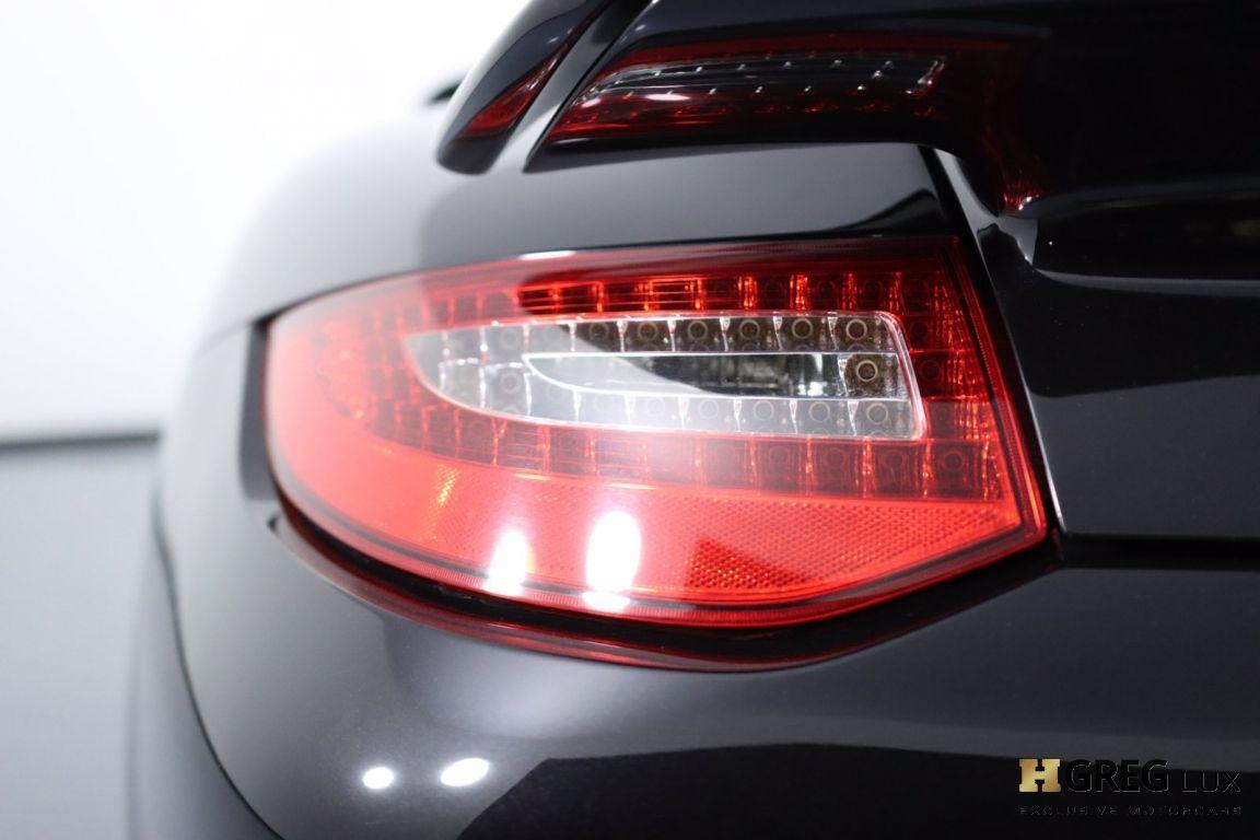 2012 Porsche 911 Turbo #21