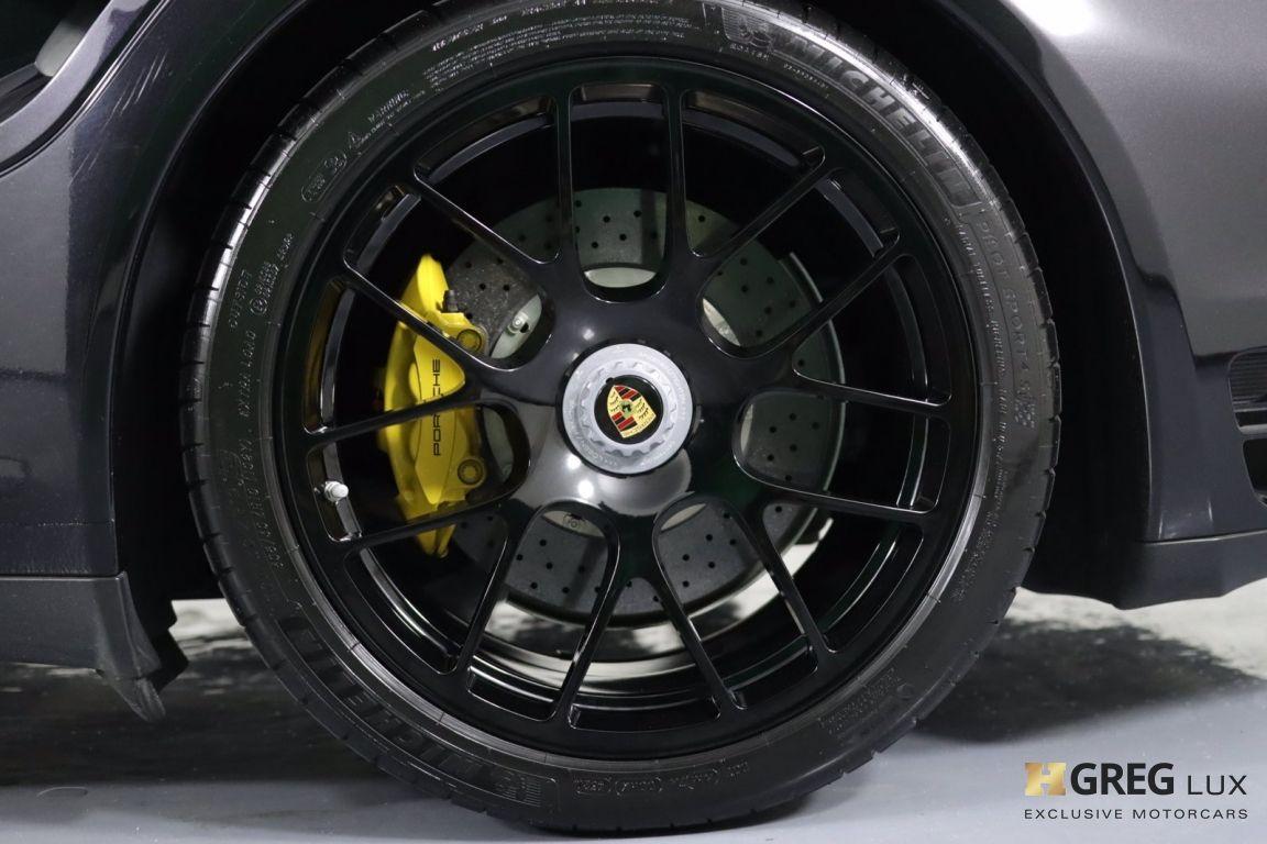 2012 Porsche 911 Turbo #30