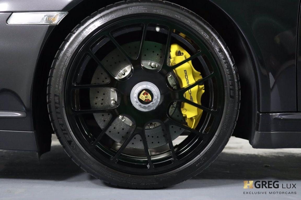 2012 Porsche 911 Turbo #27