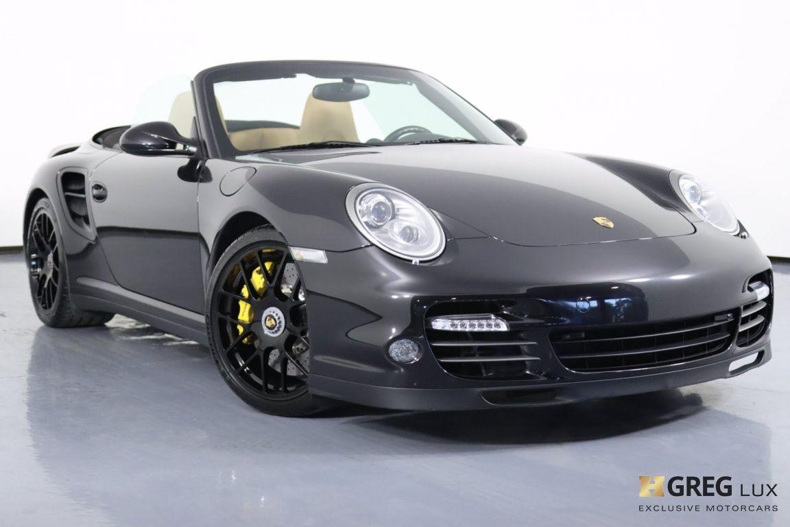 2012 Porsche 911 Turbo #0