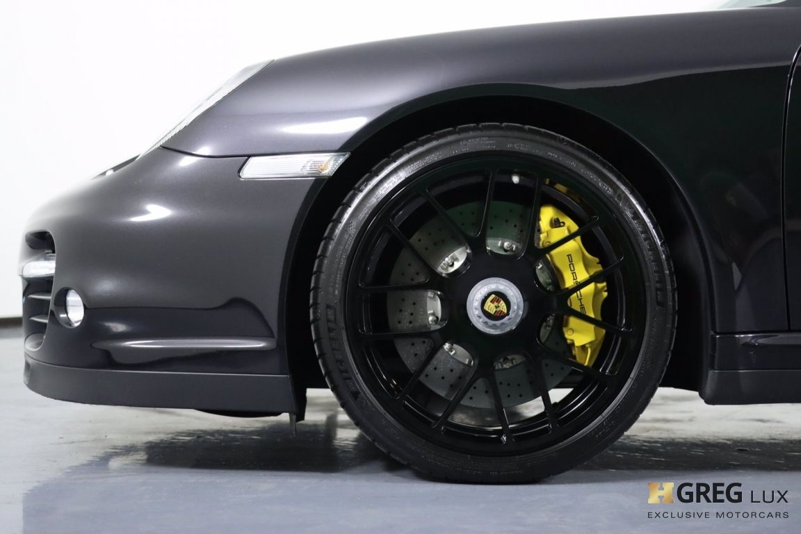 2012 Porsche 911 Turbo #26