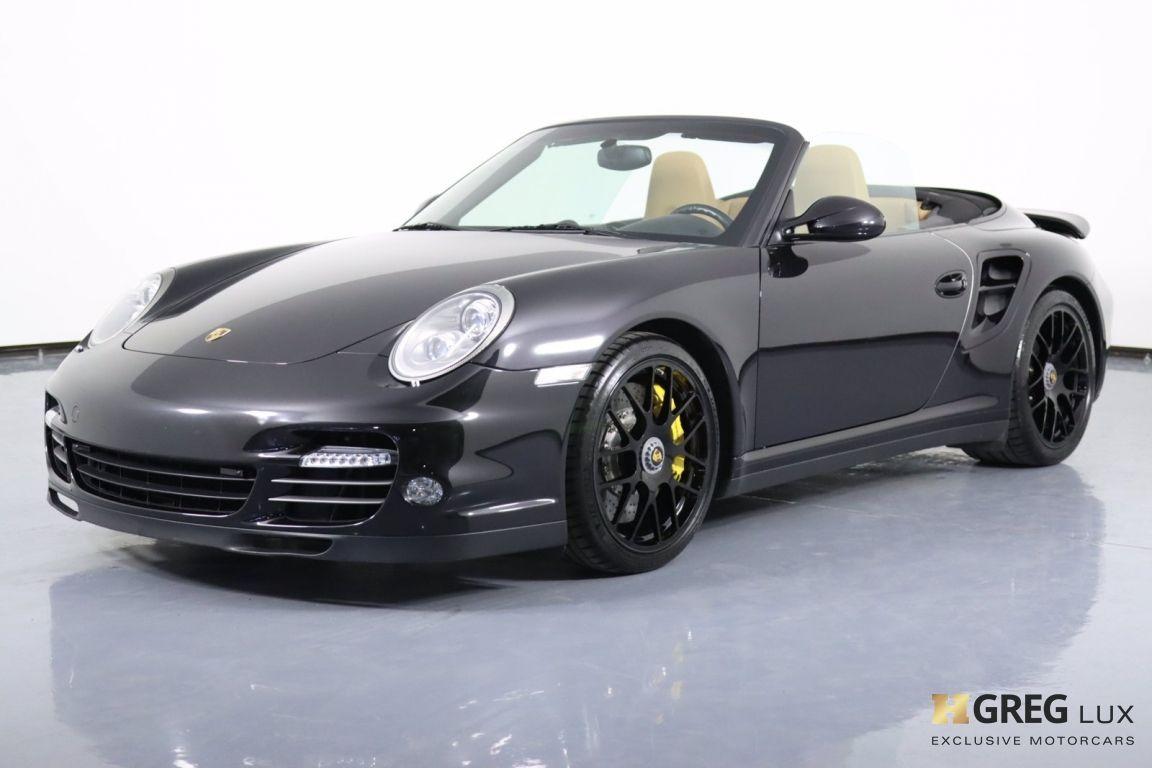 2012 Porsche 911 Turbo #32
