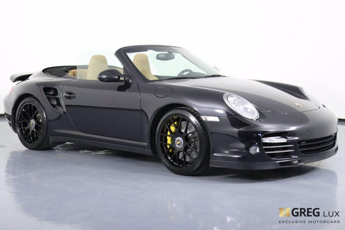 2012 Porsche 911 Turbo #11