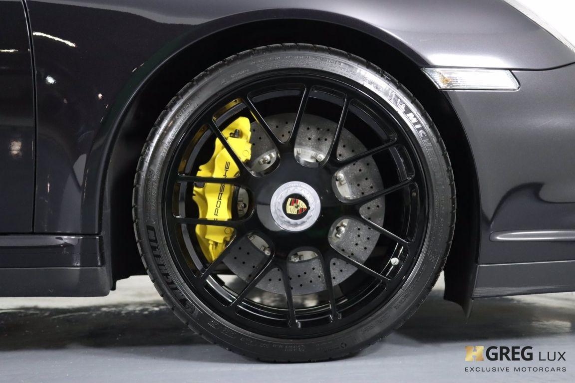 2012 Porsche 911 Turbo #14