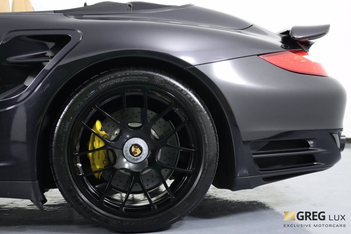 2012 Porsche 911 Turbo #29