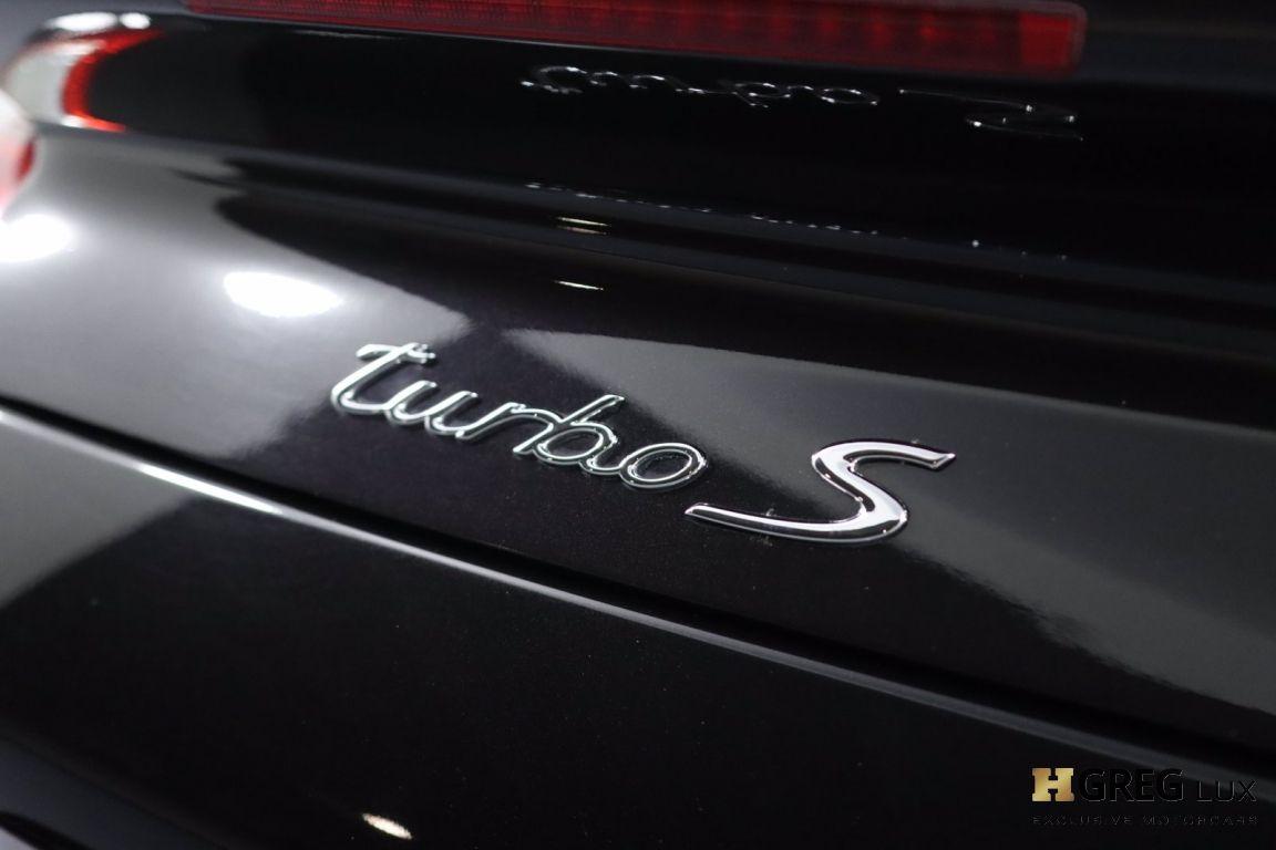 2012 Porsche 911 Turbo #23