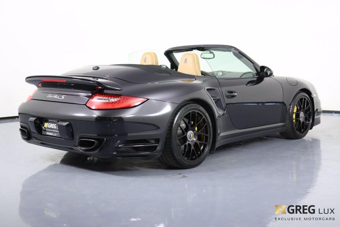 2012 Porsche 911 Turbo #19