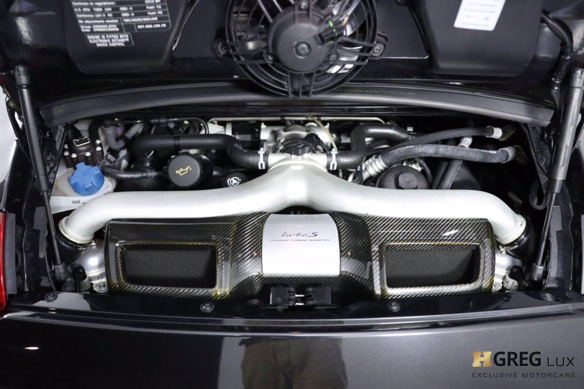 2012 Porsche 911 Turbo #53
