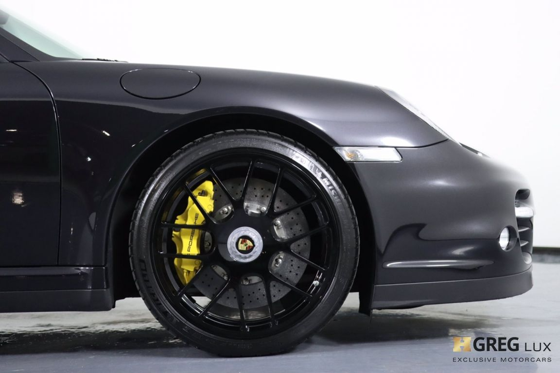 2012 Porsche 911 Turbo #13