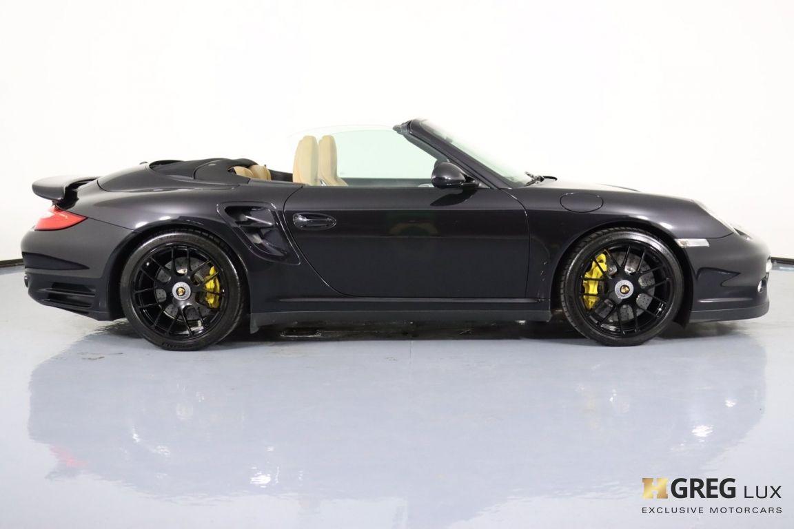 2012 Porsche 911 Turbo #12