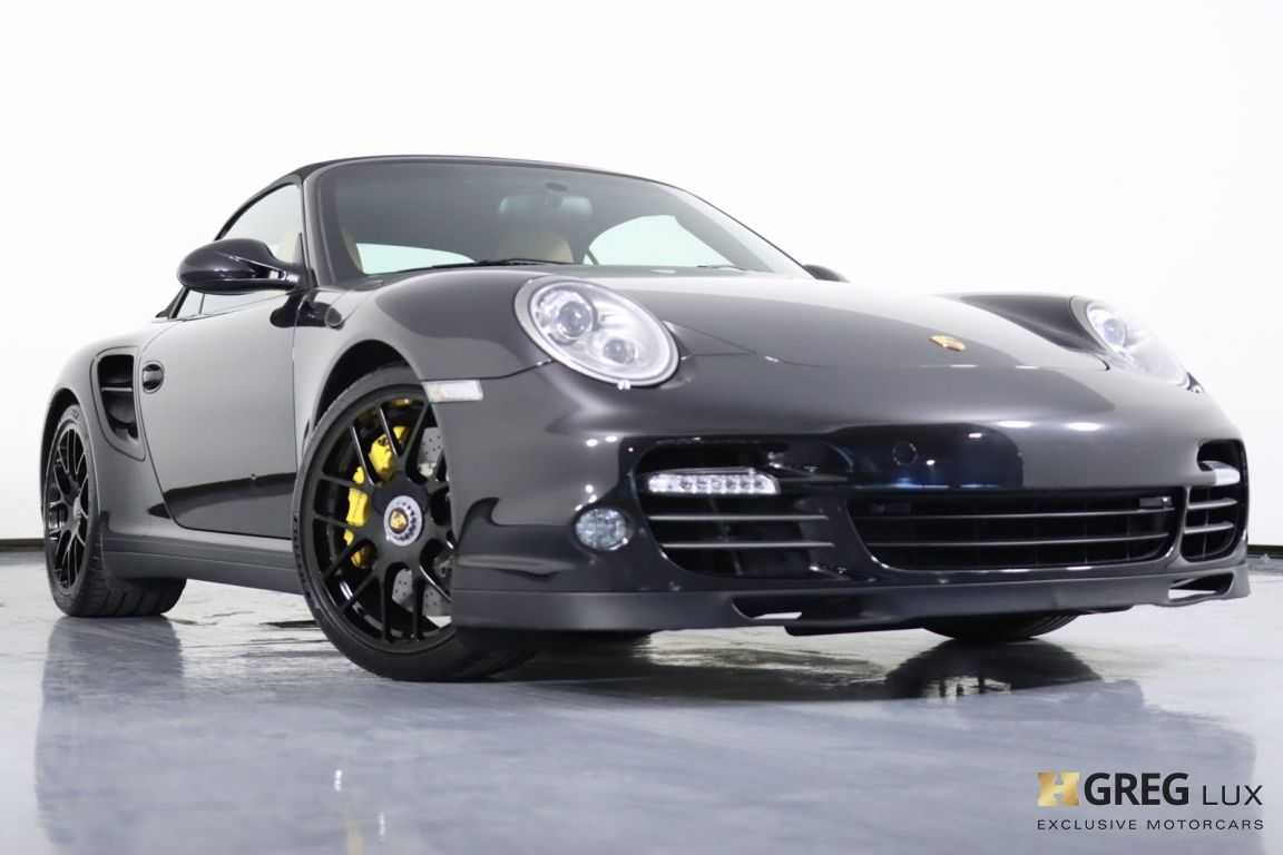 2012 Porsche 911 Turbo #3
