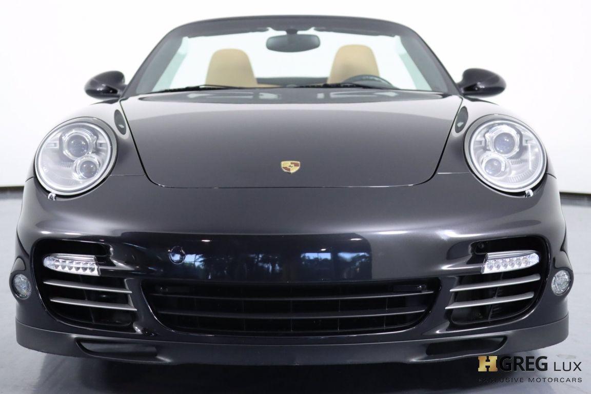 2012 Porsche 911 Turbo #5