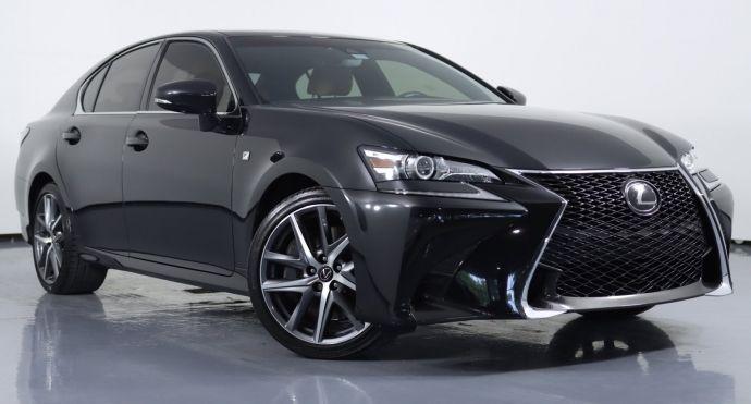 2019 Lexus GS GS 350 F SPORT #0