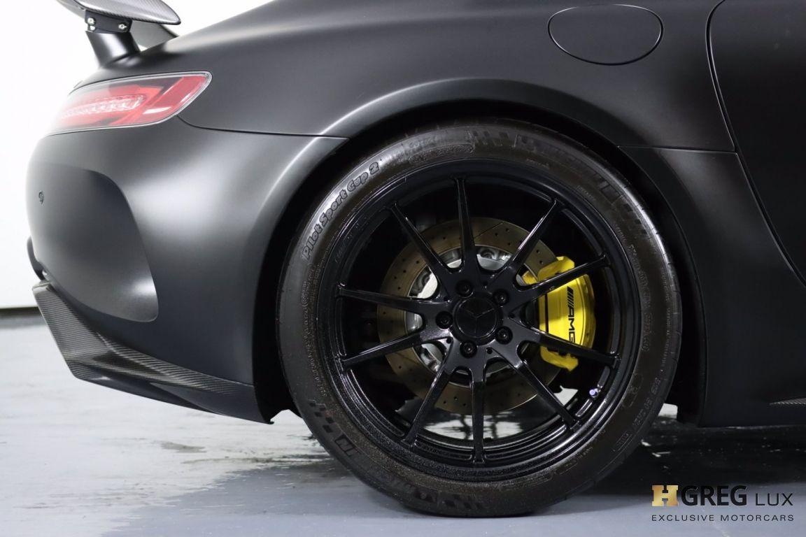 2019 Mercedes Benz AMG GT AMG GT R #14