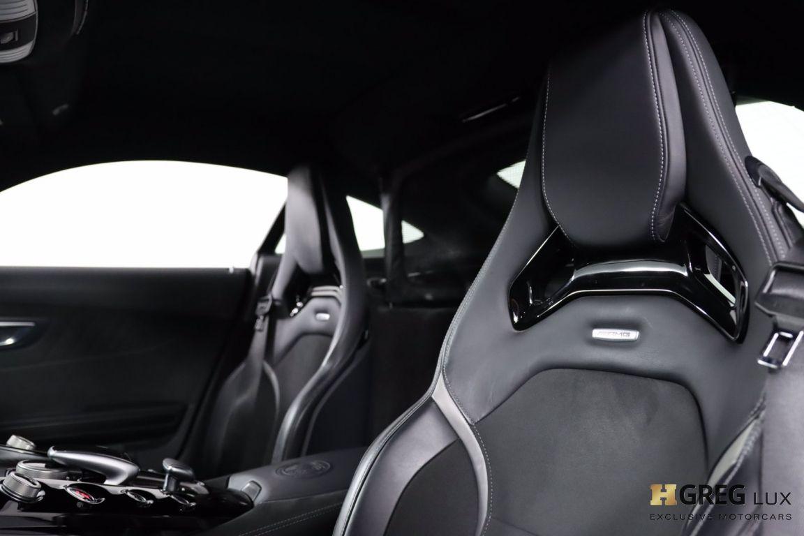 2019 Mercedes Benz AMG GT AMG GT R #2