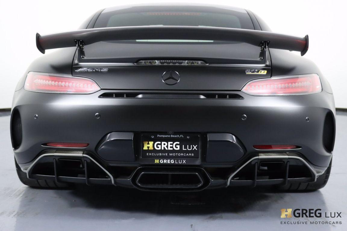 2019 Mercedes Benz AMG GT AMG GT R #18