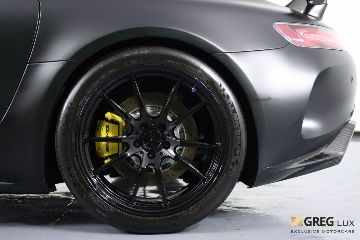 2019 Mercedes Benz AMG GT AMG GT R #28