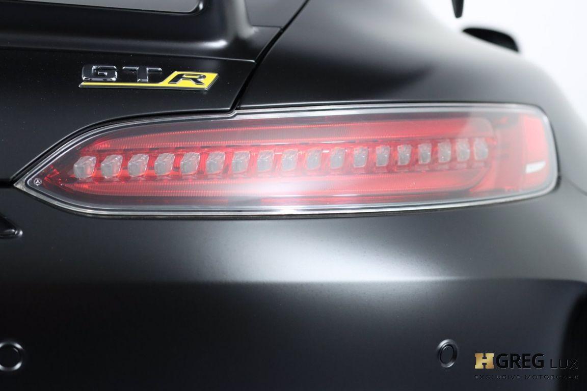 2019 Mercedes Benz AMG GT AMG GT R #20