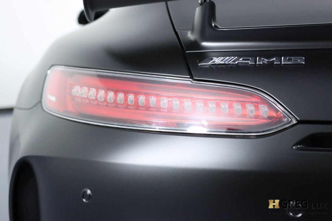 2019 Mercedes Benz AMG GT AMG GT R #19